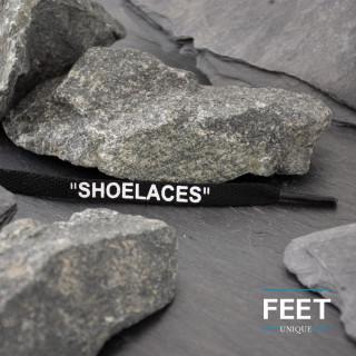 Black OFF-WHITE Shoelaces